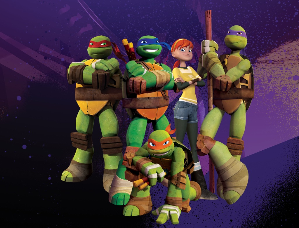 Animation Wednesday: Teenage Mutant Ninja Turtles (2012)