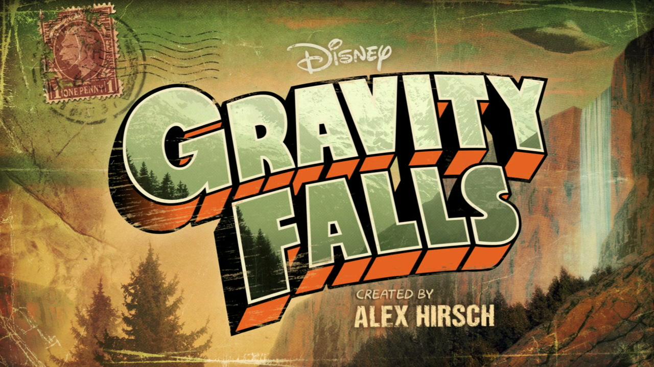 Animation wednesday gravity falls